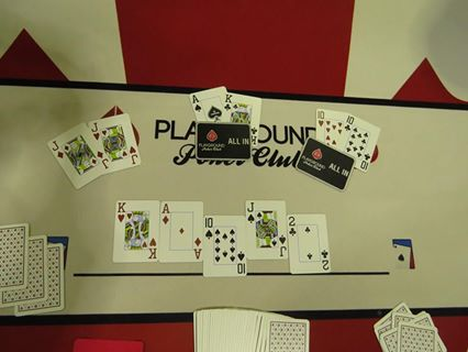 Playground poker room review