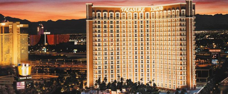 Cash Games and Football this Summer at Treasure Island Casino, Las Vegas!