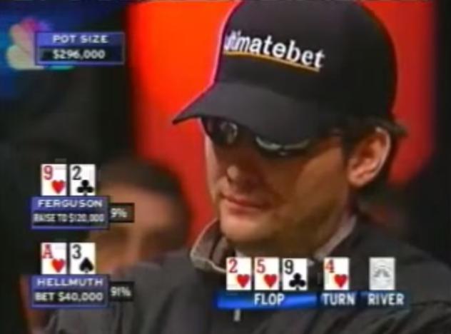 Grand villa poker bad beat