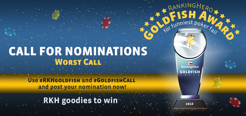 RKH Goldfish Award: The worst call!