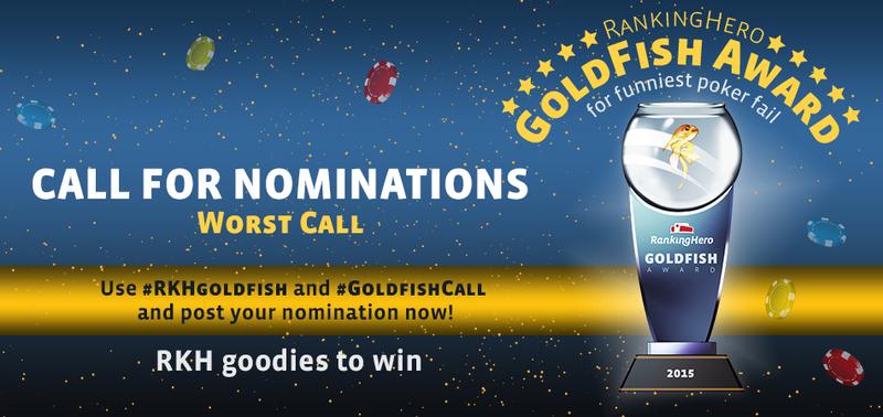 RKH Goldfish Award: The worst call!