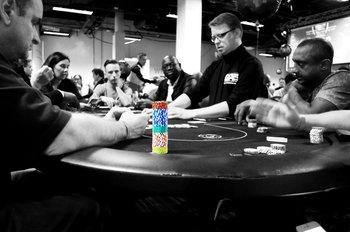 G casino walsall card room
