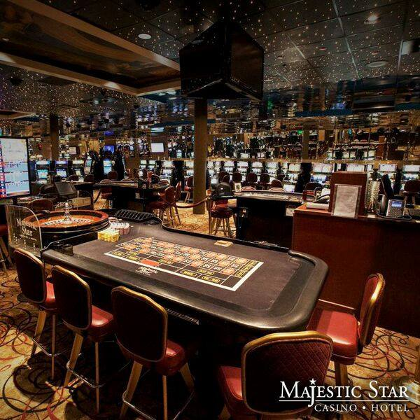 Black Restaurant Star Casino