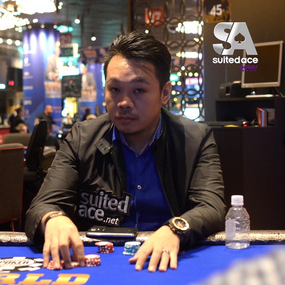 2014 WSOP APAC Terminator No-Limit Hold'em