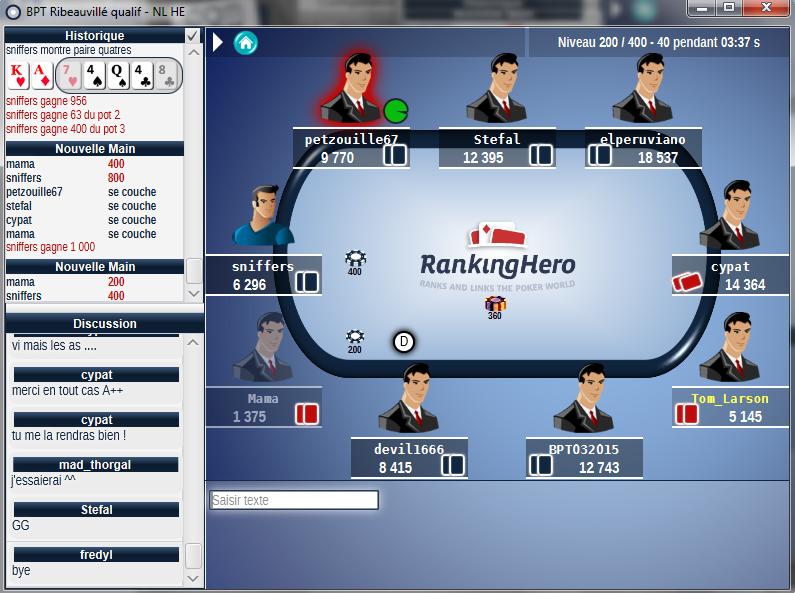tournoi poker casino barriere ribeauville