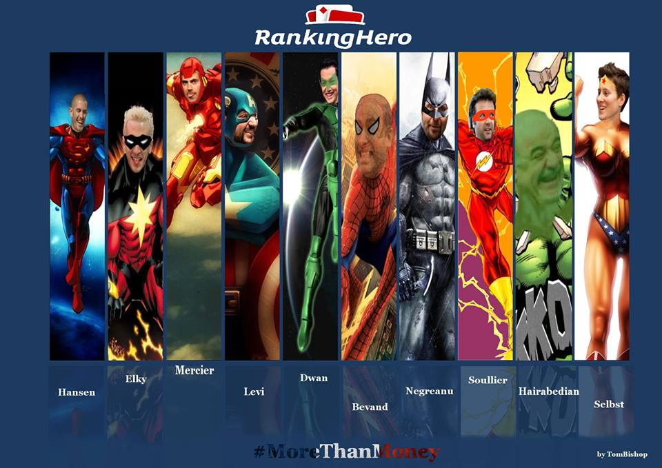 my ranking