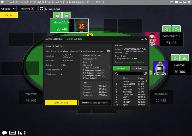 Poker pereira