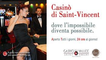 Promozione casino saint vincent