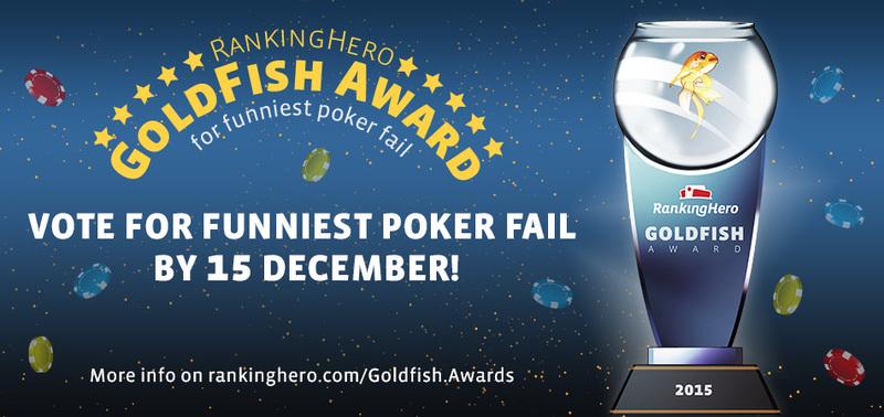 Final vote for the RKH Goldfish Award!