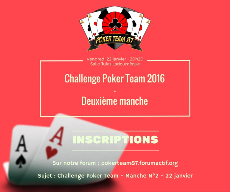 Forum poitiers poker kewadin st ignace poker room