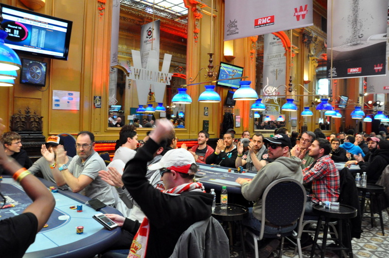 Bubble Time for WiPT Finale 2015