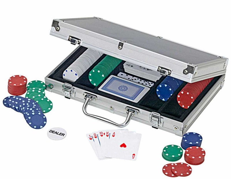 My current poker set.